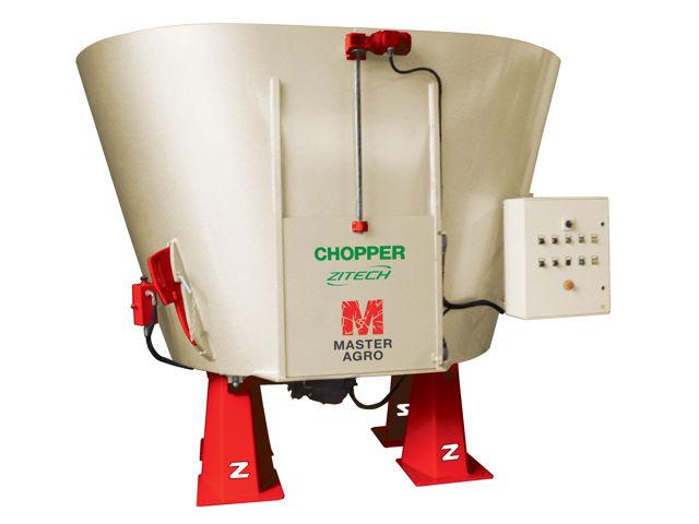 Chopper elektryczny stacjonarny
