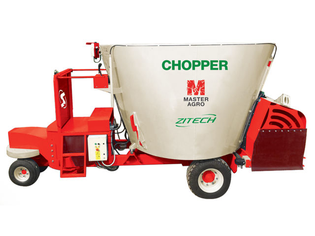 Zitech Chopper